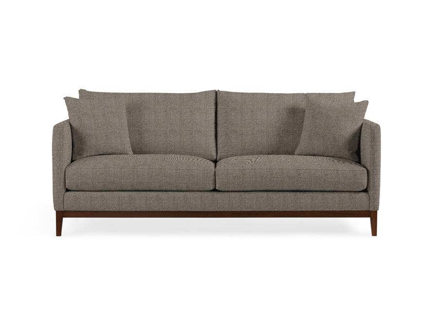 """Pier Upholstered 88"""" Sofa, slide 1 of 6"""