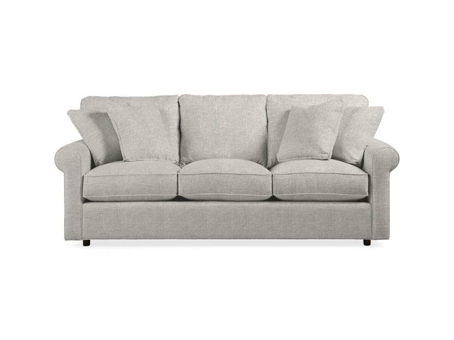 "Baldwin No Skirt Upholstered 89"" Sofa, slide 1 of 8"