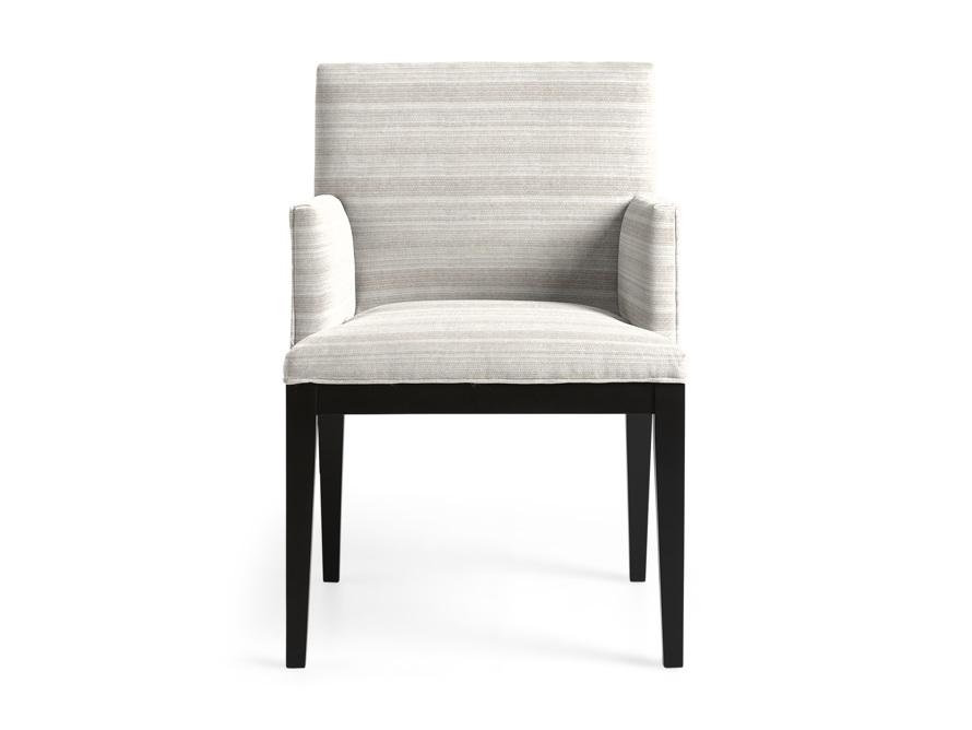 """Jasper 24"""" Dining Arm Chair, slide 1 of 9"""