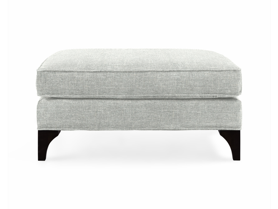 """Perry 38"""" Upholstered Ottoman"""