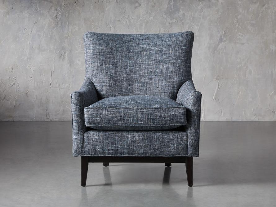 """Bingham Upholstered 30"""" Chair, slide 1 of 9"""