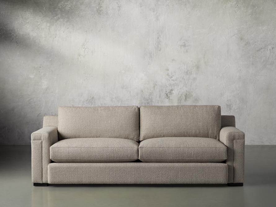 """Chandler Upholstered 96"""" 2/2 Sofa, slide 1 of 8"""