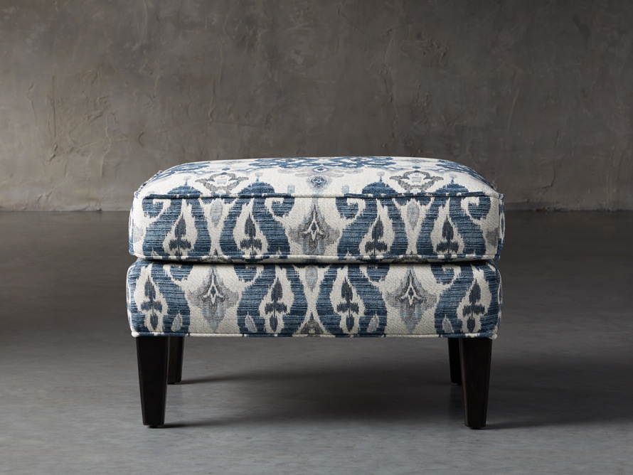 "Desmond Upholstered 27"" Ottoman, slide 1 of 11"