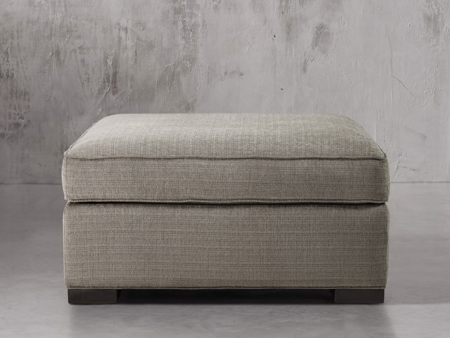 "Dune Upholstered 37"" Cocktail Ottoman, slide 1 of 4"
