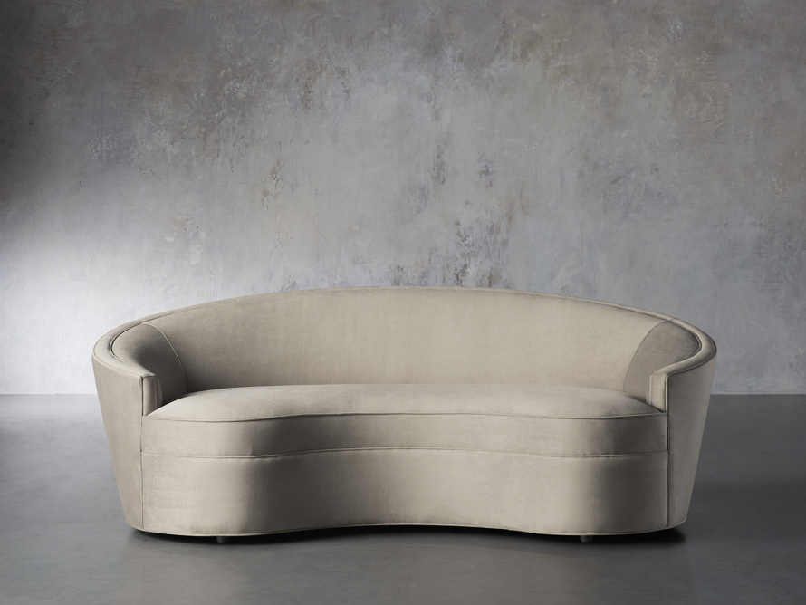 "Harper Upholstered 87"" Sofa, slide 1 of 8"