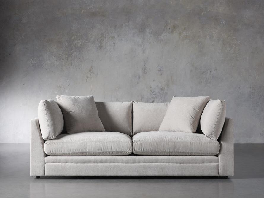 "Pavo Upholstered 94"" Sofa, slide 1 of 8"