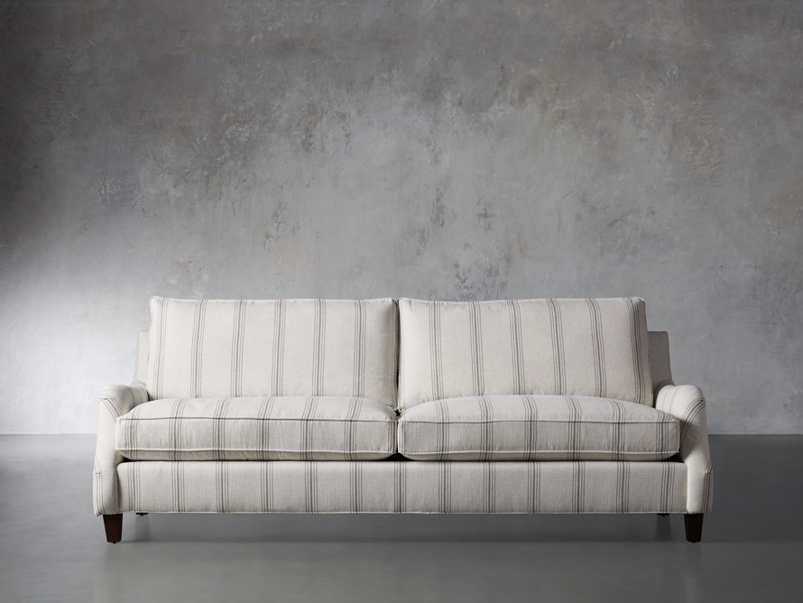 """Paxton Upholstered 100"""" Sofa, slide 1 of 9"""