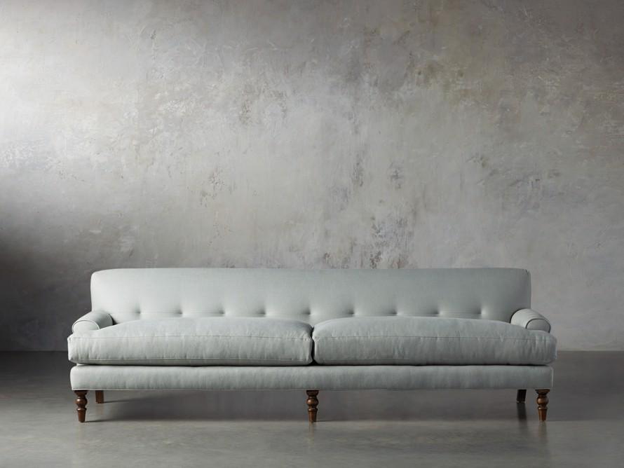 """Roslyn Upholstered 108"""" Sofa, slide 1 of 10"""