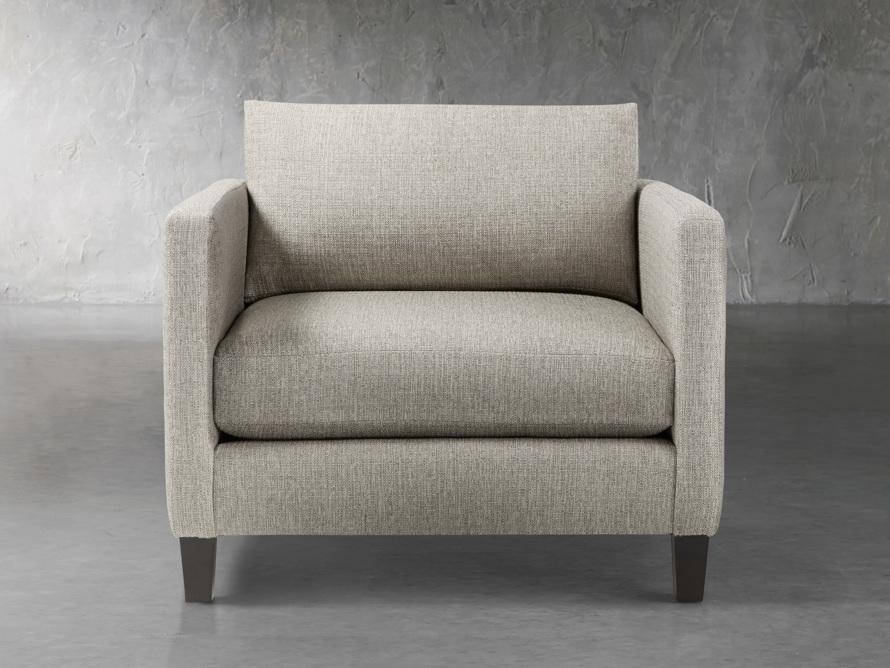 "Taylor Upholstered 40"" Chair, slide 1 of 7"