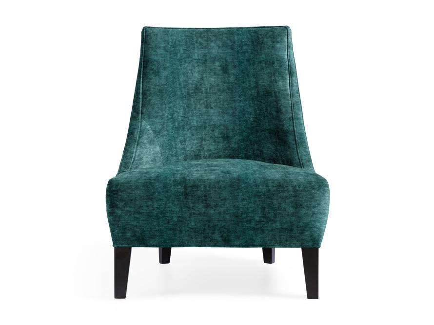 """Laris Upholstered 28"""" Chair, slide 1 of 8"""