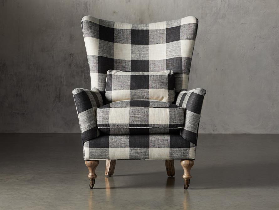 """Rio Upholstered 35"""" Chair, slide 1 of 12"""