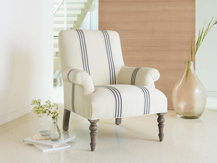 "Donatella Upholstered 33"" Chair 1/2"