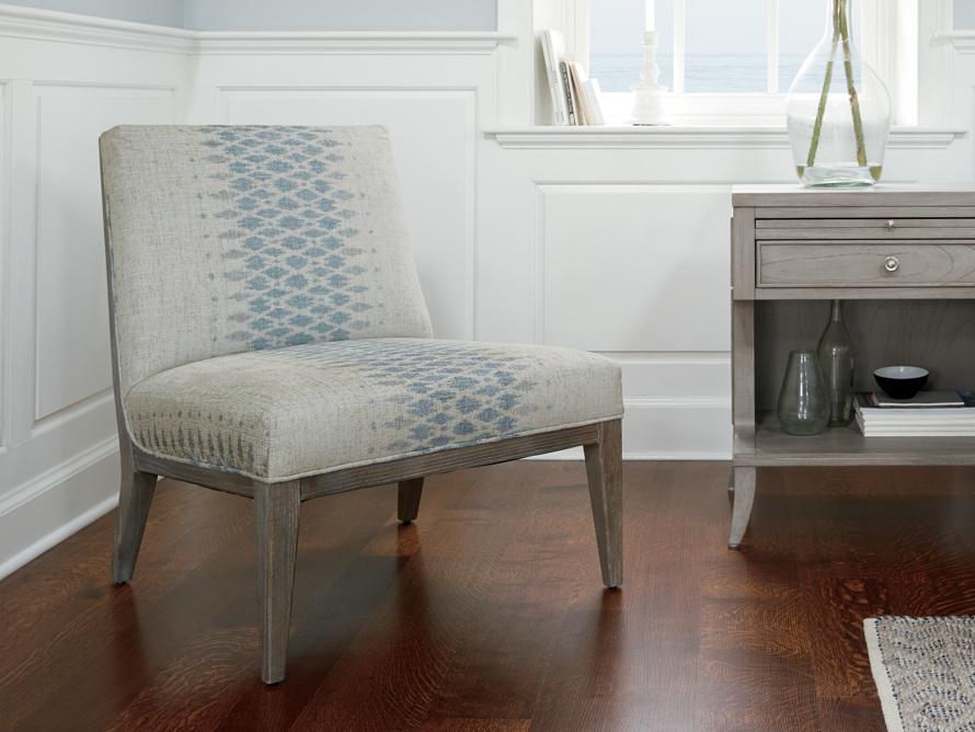 "Adair Upholstered 29"" Armless Chair"
