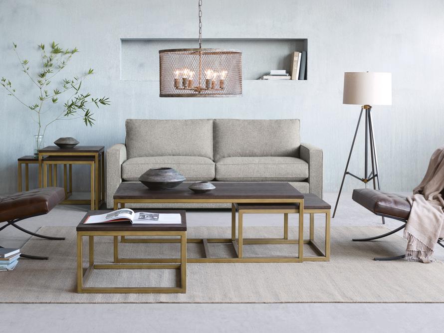 """Filmore 86"""" Upholstered Sofa, slide 8 of 8"""