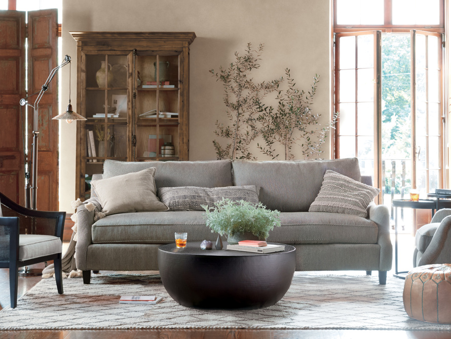 "Paxton 100"" Upholstered Sofa, slide 8 of 11"