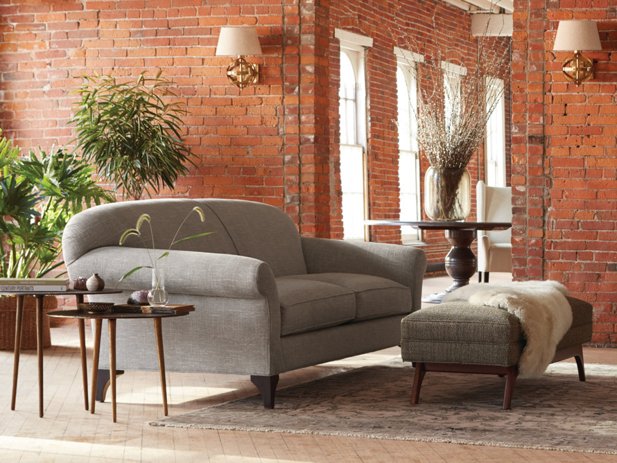 "Perry Upholstered 87"" Sofa"