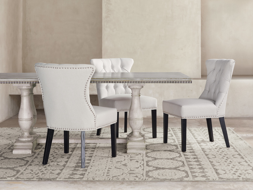 """Alexis Upholstered 24"""" Dining Side Chair"""