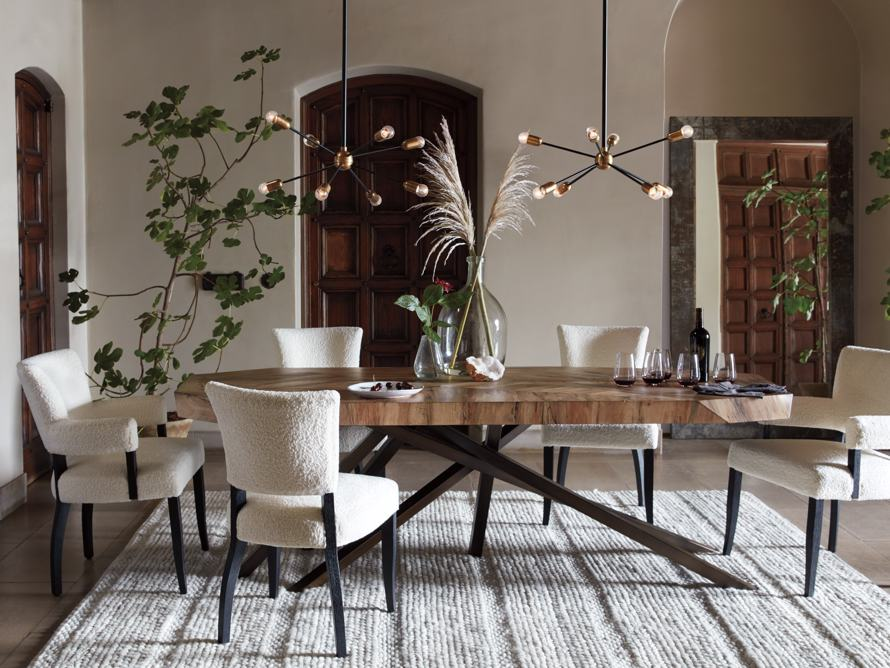 """Carrinna 96"""" Dining Table"""