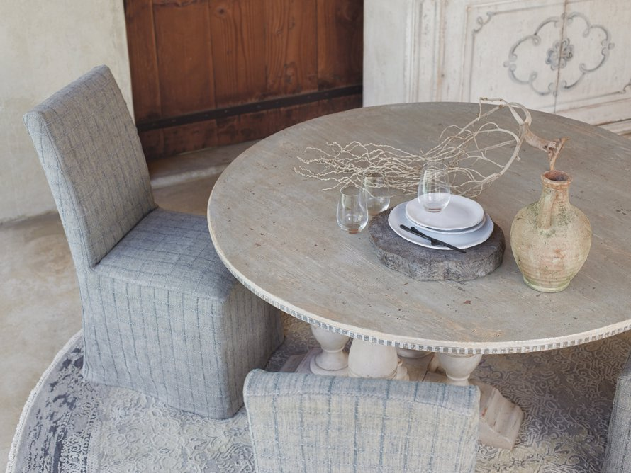 "Cironi 48"" Bell'Arte Round Dining Table"