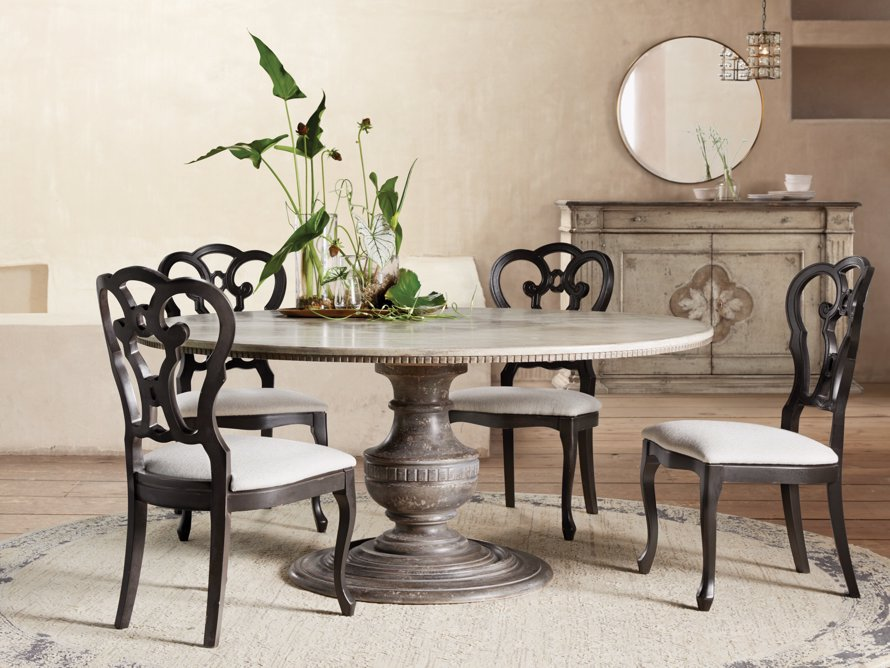 Florence Bell\'Arte Round Dining Table