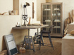 """Gage 20"""" Counter Stool in Carbon"""