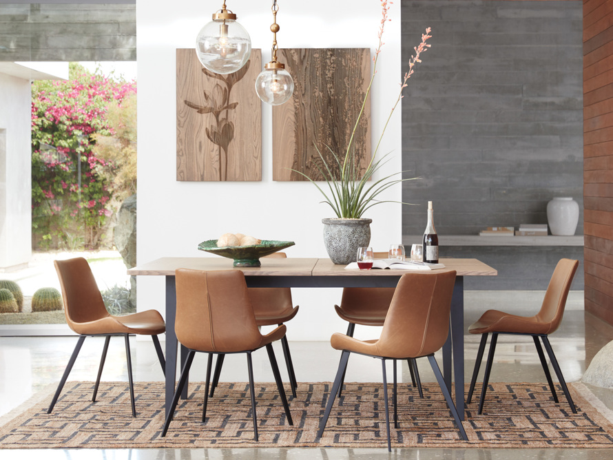 "Gage 20"" Dining Side Chair in Buckeye"