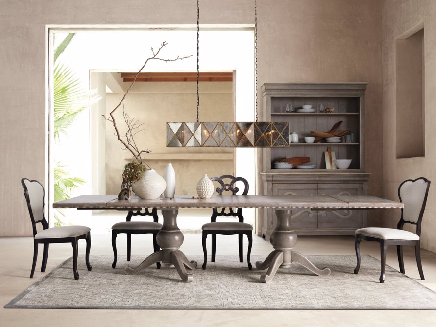 "Giulietta 86"" Rectangle Bell'Arte Dining Table, slide 9 of 9"