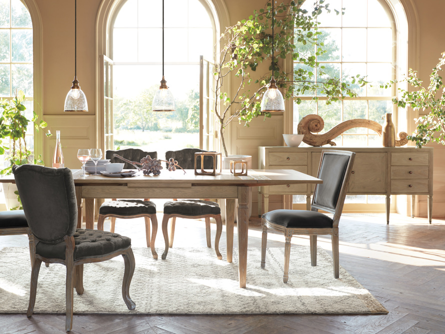 Luciano Buffet In Burnished Natural
