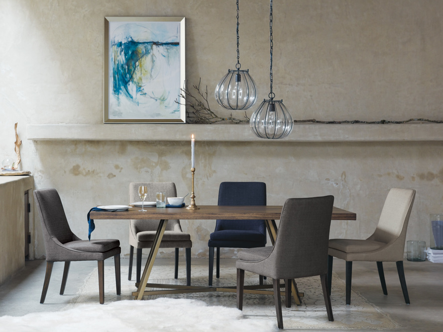 "Nika 94"" Dining Table, slide 6 of 8"