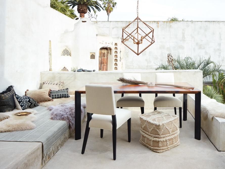 Teddi Upholstered Dining Side Chair, slide 10 of 11