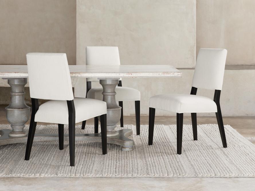 Teddi Upholstered Dining Side Chair, slide 11 of 11