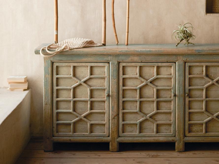 Adalyn Cabinet in Blue