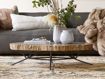 Terra Oval Coffee Table