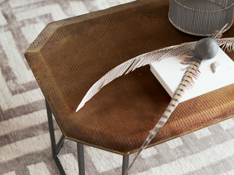"Akela 49"" Coffee Table"