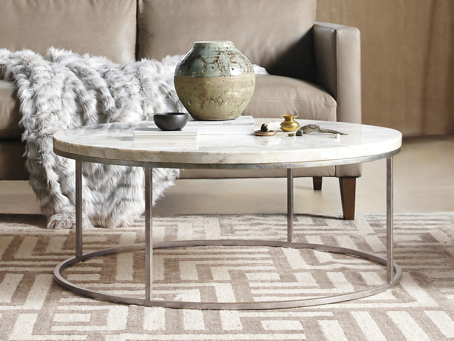 "Arielle 42"" Coffee Table, slide 8 of 14"