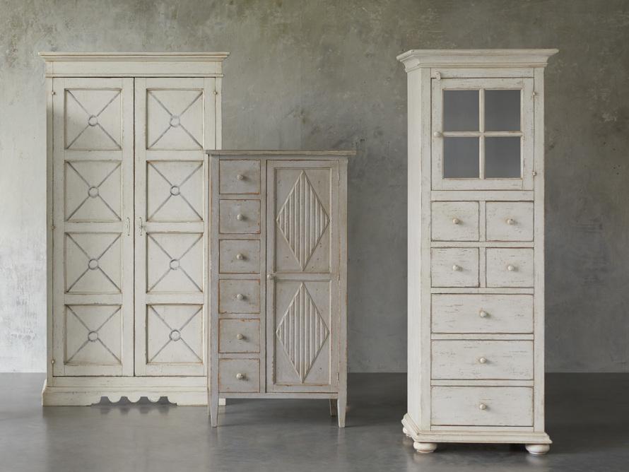 "Artigiano 29"" Six Drawer Cabinet, slide 12 of 12"