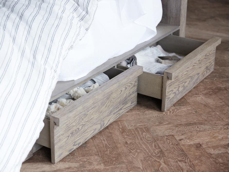 """Bodhi 40"""" King Storage Bed"""