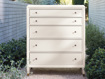 Lenox Tall Chest in Dove