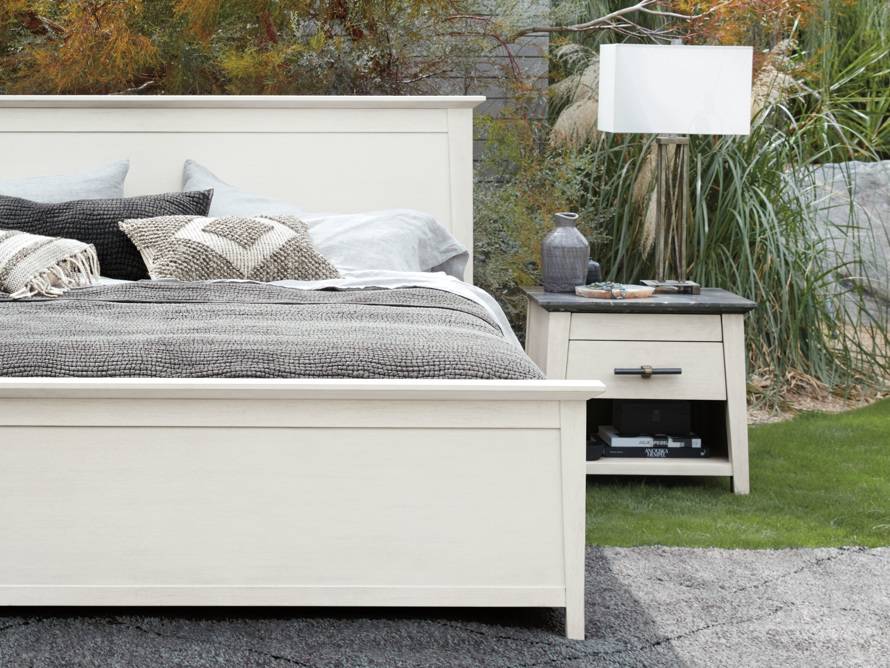 "Loren 31"" Open Nightstand, slide 11 of 11"