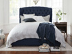 """Mariah 64"""" Upholstered Tufted King Bed"""