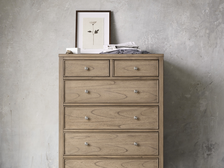 Pearson Two Over Four Dresser in Bastian Brown