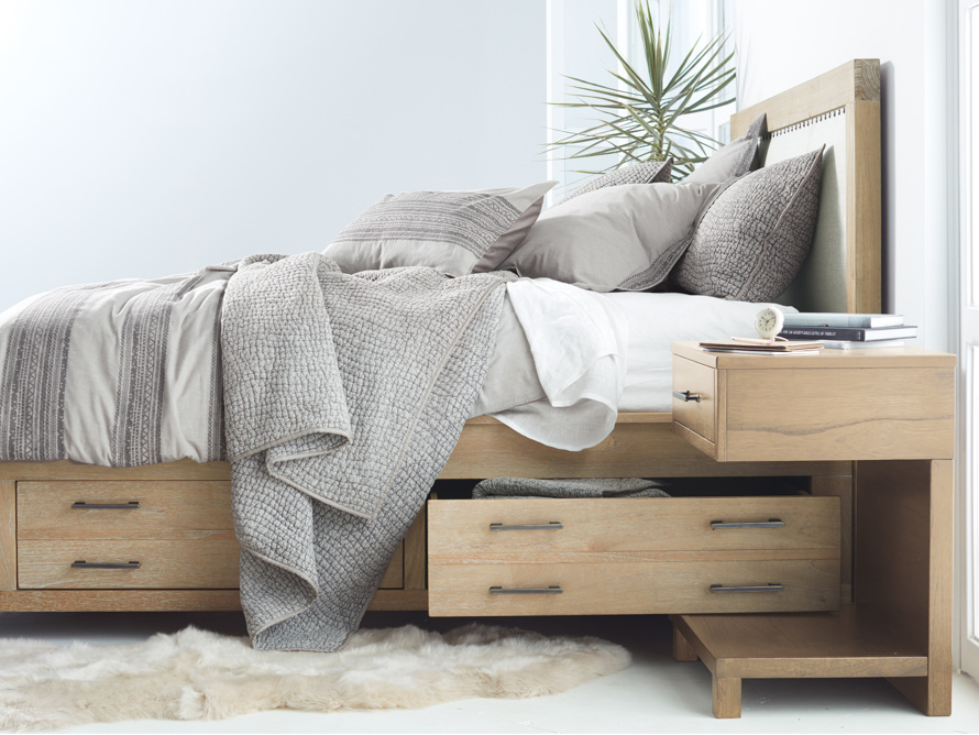 """Tremont 54"""" Full Storage Bed in Dry Branch Natural, slide 9 of 10"""