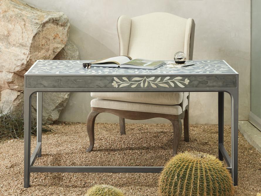 "Divya 62"" Writing Desk"