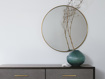 """Anders 24"""" Round Mirror"""
