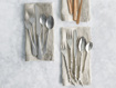 Twig 5 Piece Place Setting in Silver