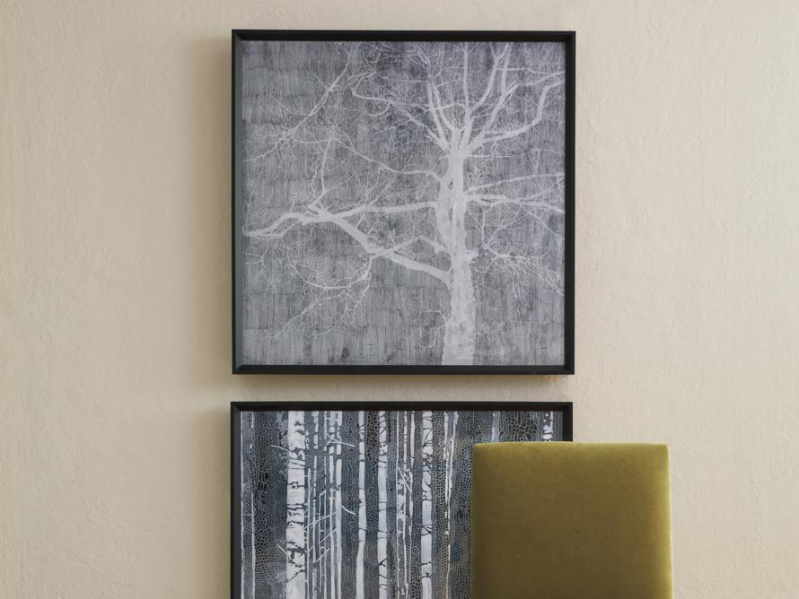 """Scarce Treescape 31"""" Framed Print, slide 4 of 5"""