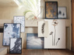 "Luminous Clouds 40"" x 30"" Framed Print"