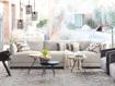 "Sarno Upholstered 128"" Modular Three Piece Sofa"