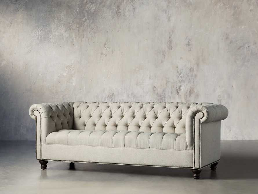 """Berwick Upholstered 88"""" Sofa, slide 3 of 8"""