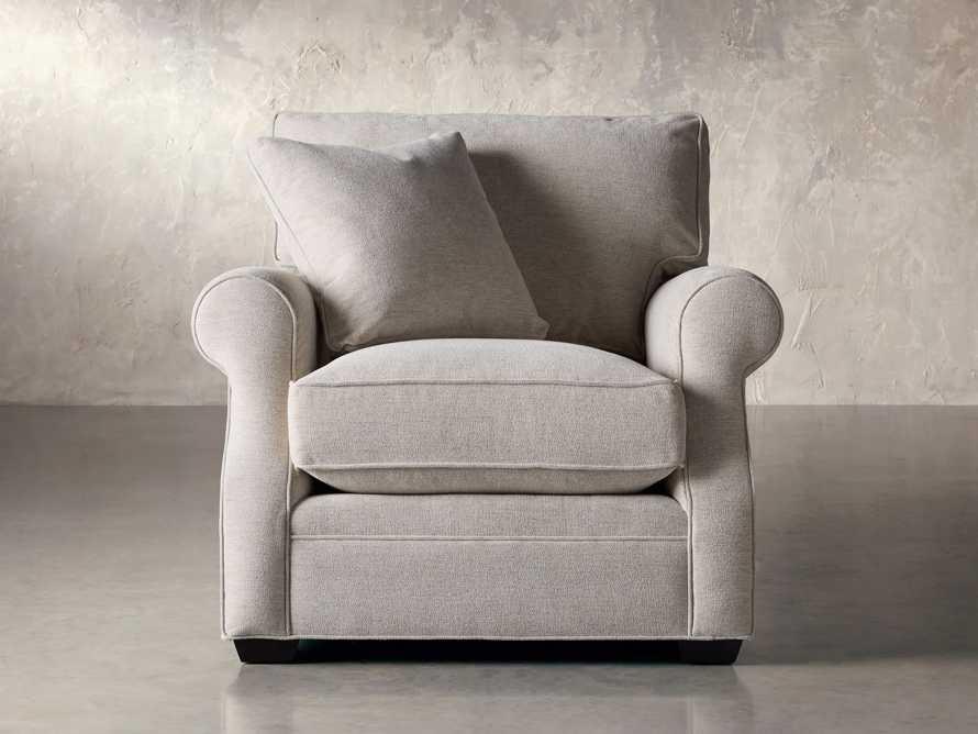 "Landsbury Upholstered 42"" Chair, slide 1 of 9"